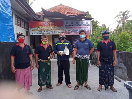 Kegiatan Edukasi oleh Satgas Gotong Royong